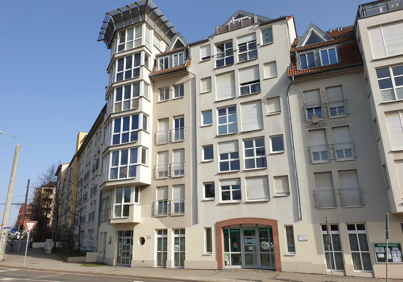 Leipzig, Prinz-Eugen-Straße 1