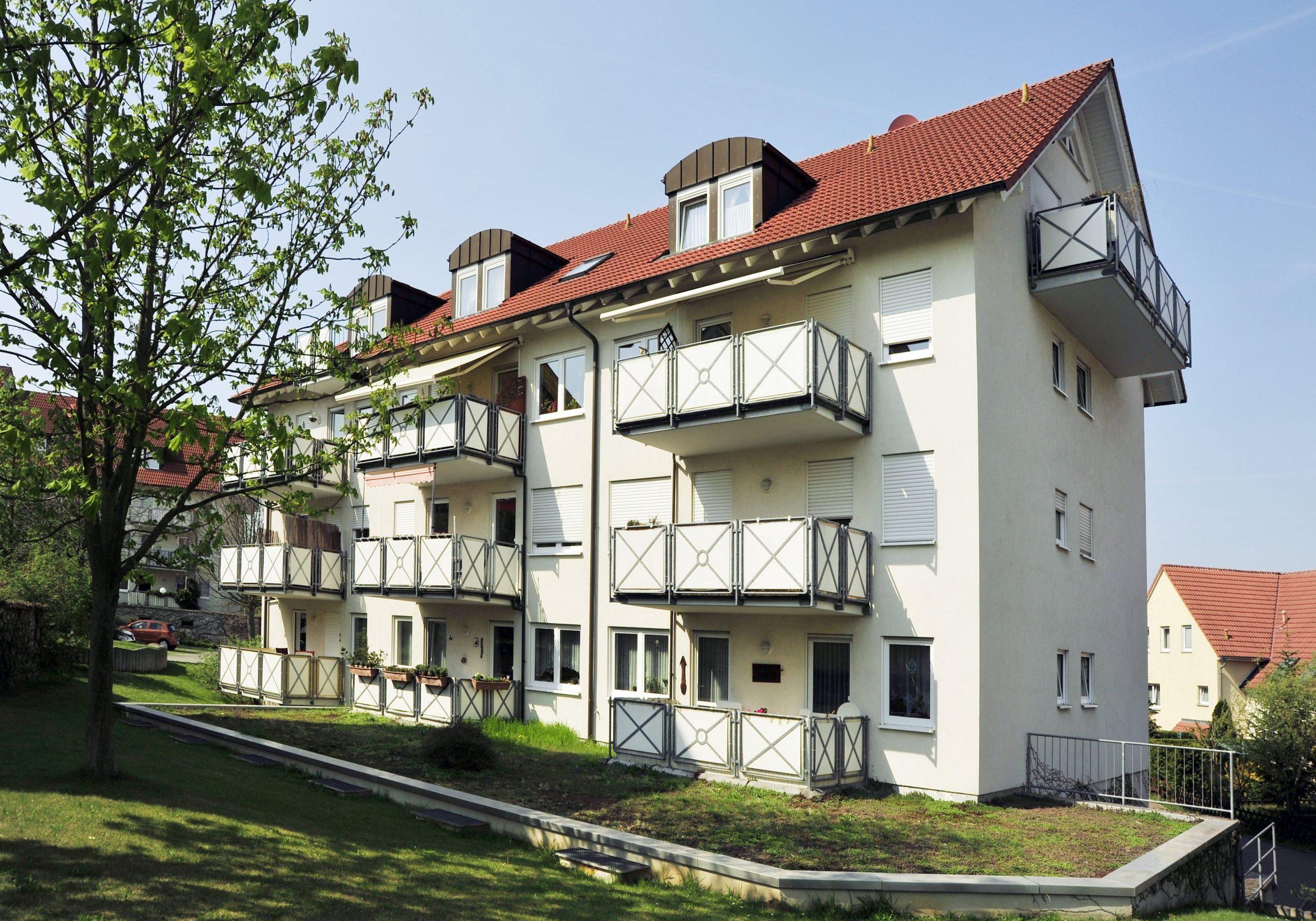 Meißen, Brennerstraße 2-4
