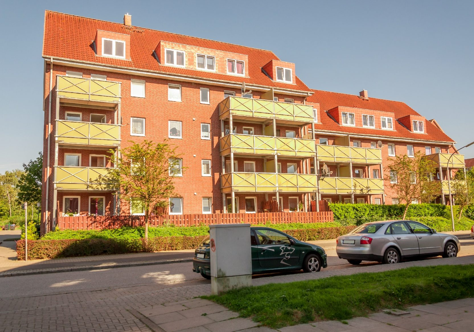 Ratzeburg, Matthias-Claudius-Straße 9, 15 <br>Wohneinheiten