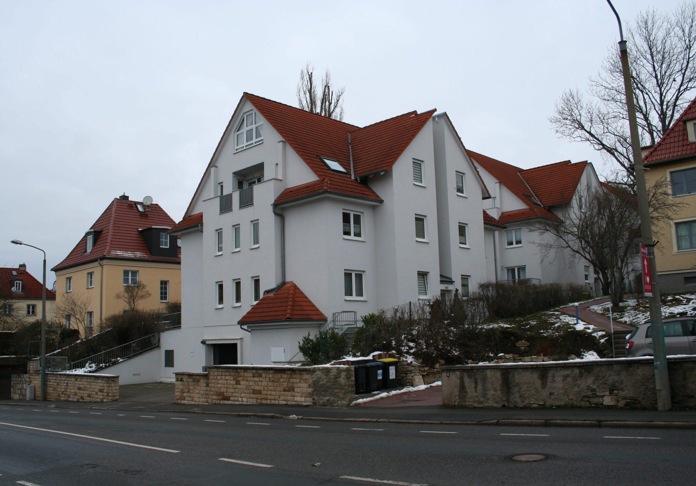 Weimar, Jenaer Straße 25, 6 Wohneinheiten
